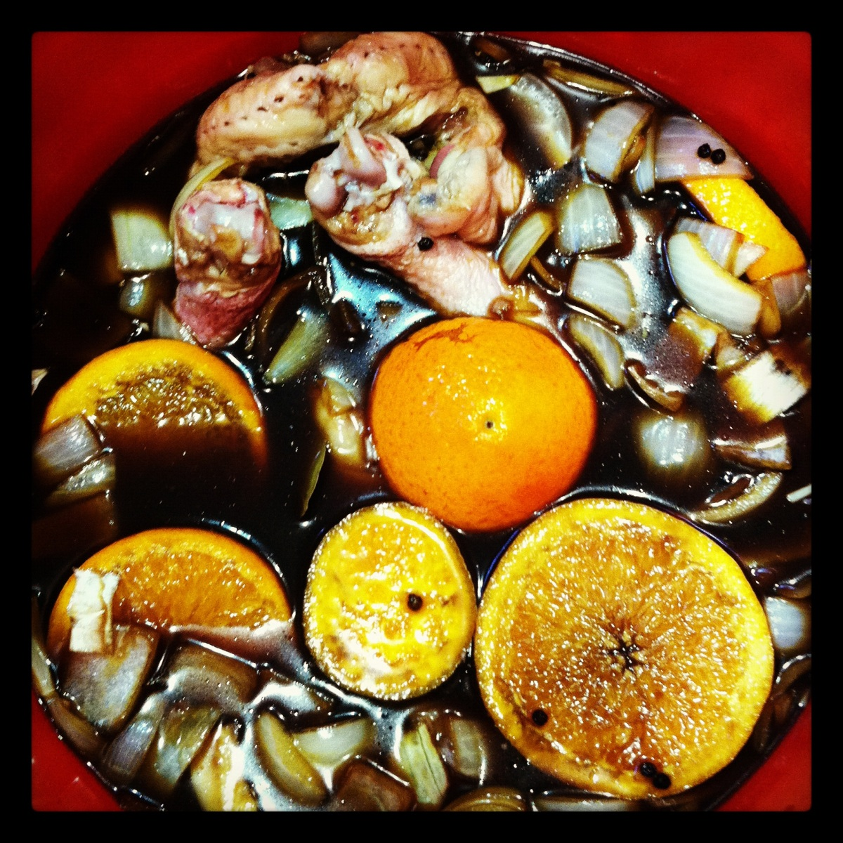 Bourbon and Molasses Turkey Brine