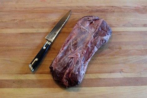 Whole Untrimmed Hanger Steak