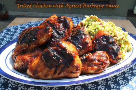Apricot-Barbecue-Chicken