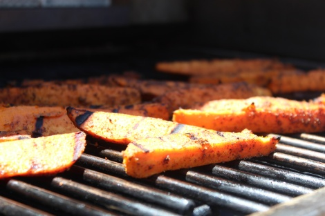 Sweet-Potato-Fries-on-grill