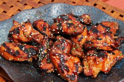 Spicy-Sesame-Teriyaki-Wings