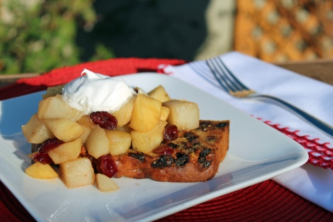 grilled-fruit-cake