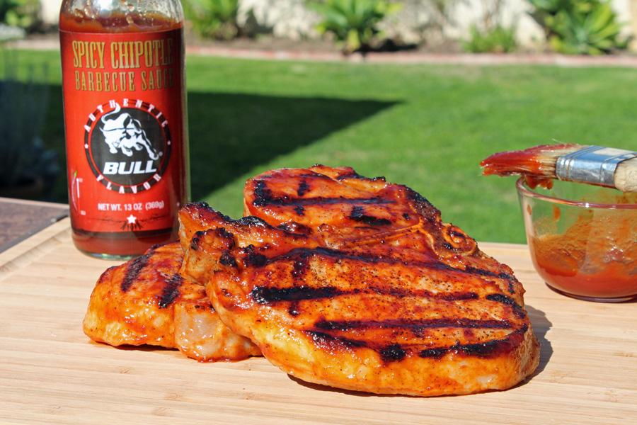 ... Chops 101: Tender, Juicy Pork Loin Chops | Grilling & Outdoor Recipes