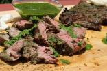 Sliced Churrasco Beef