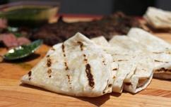 Grilled Tortillas