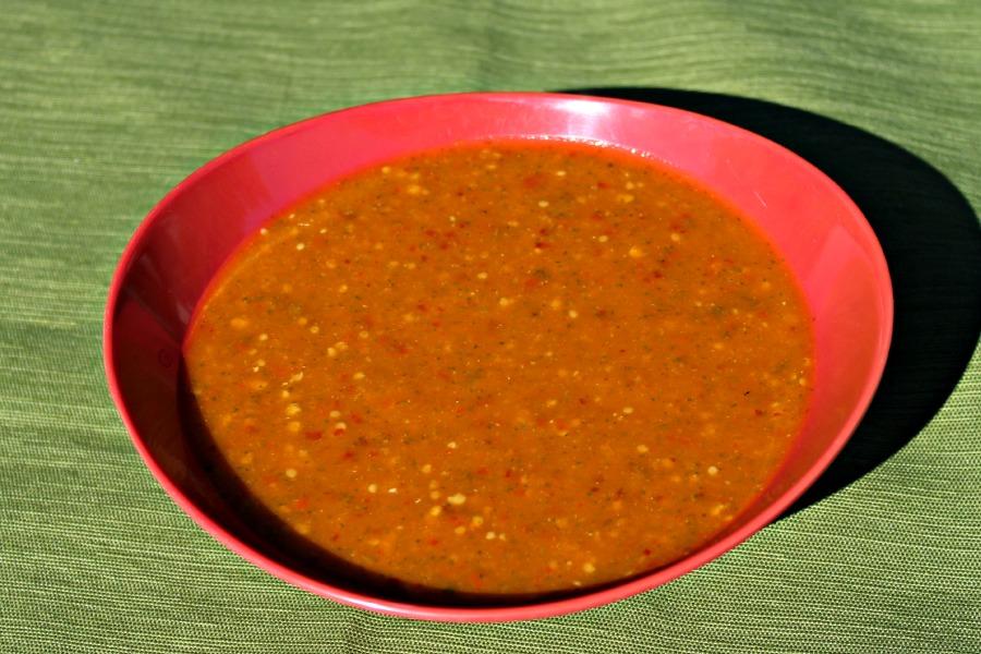 Chiles de Arbol Powder Chiles de Arbol Salsa
