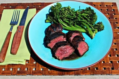 Red Miso Hanger Steak