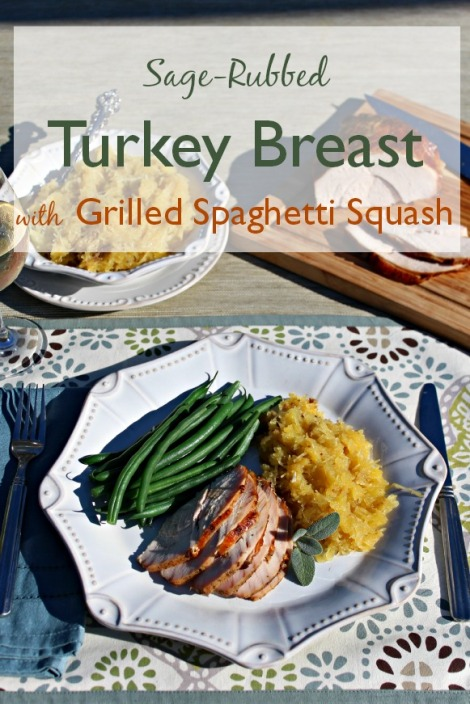 Sage Turkey Breast pin