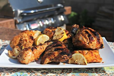 tandoori chicken - hor