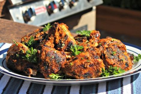 haitian chicken - horz