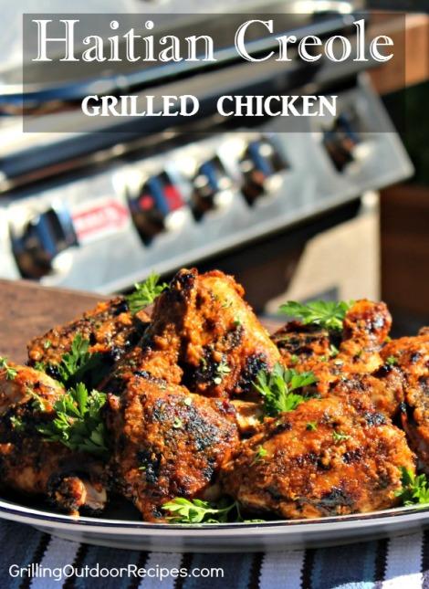 haitian chicken - vert