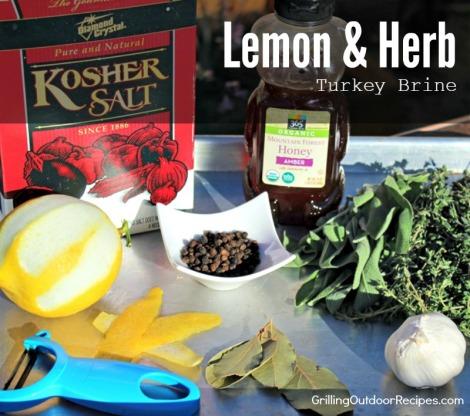 Lemon-Honey-Brine-ingredien