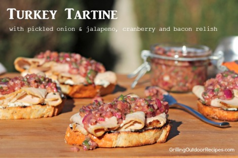 Turkey Tartine - pin
