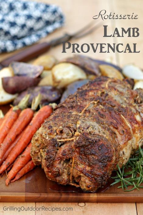 provencal lamb - vert